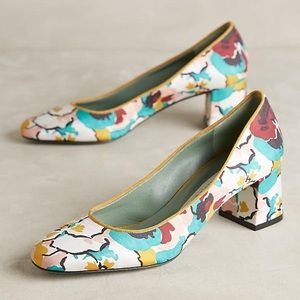 bd71e4a712 Anthropologie Shoes - NIB Anthropologie Paola d' Arcano pumps size 39